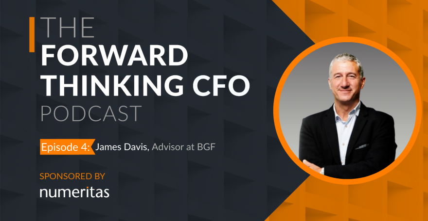 James Davis CFO